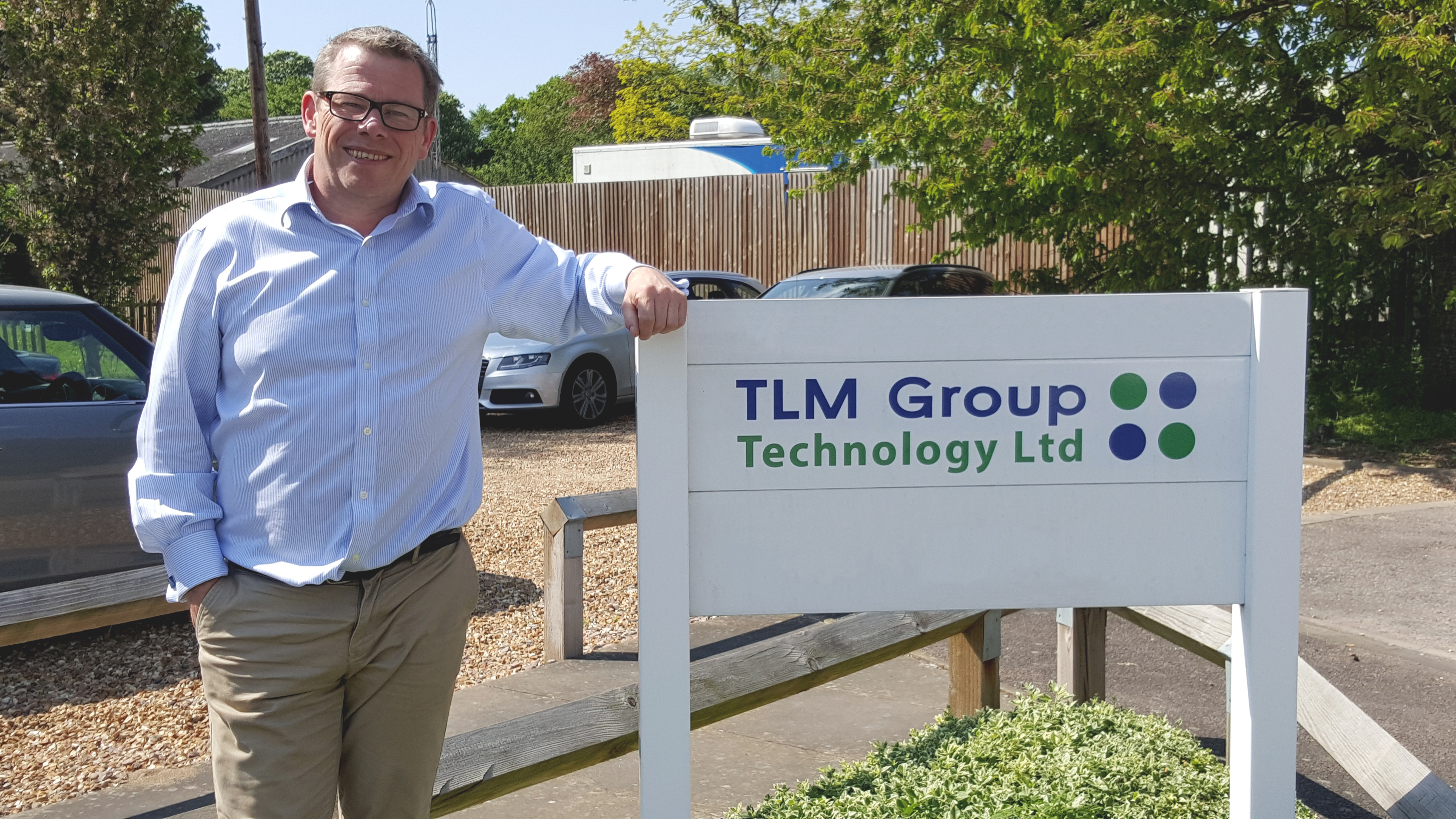 Jonathan Rons, Head of Convenience, TLM Technologies